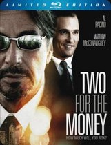 Two For The Money (Blu-ray) (Limited Edition) (Steelbook)