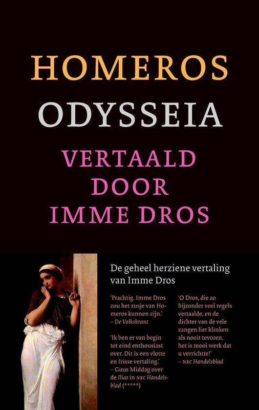 Odysseia / De reizen van Odysseus - Homeros  