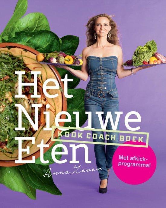 Het nieuwe eten - Anna Zeven  