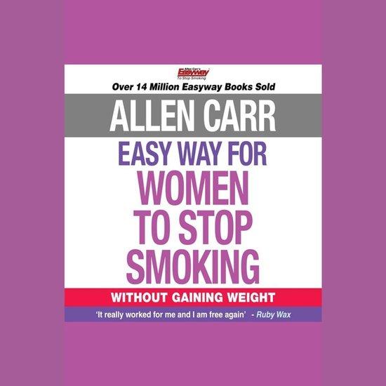 Afbeelding van Easy Way for Women to Stop Smoking, The