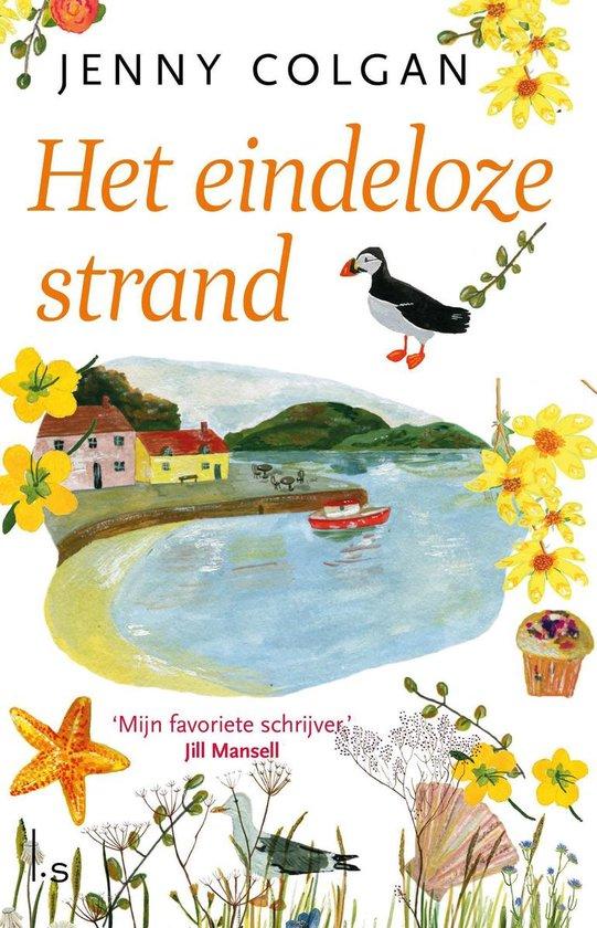 Boek cover Café Zon & Zee 2 - Het eindeloze strand van Jenny Colgan (Onbekend)