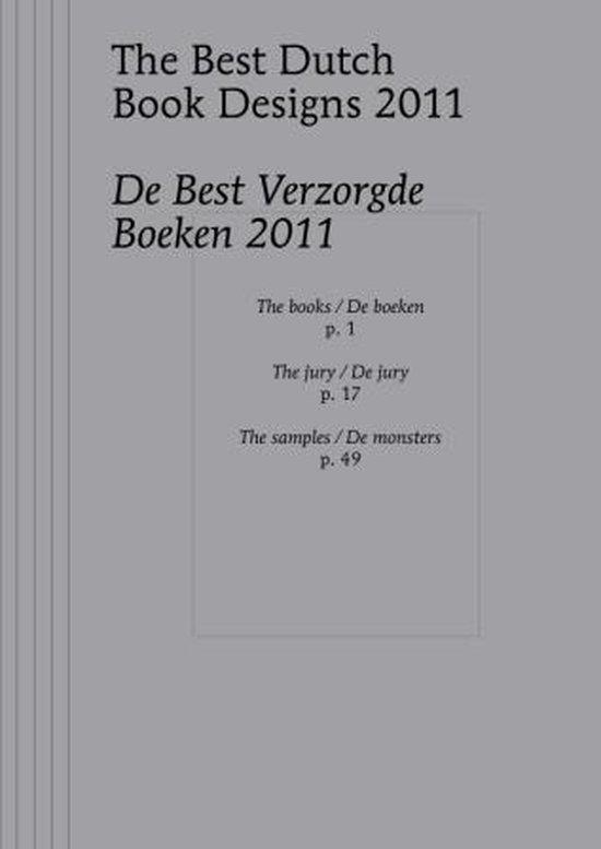 The Best Dutch Book Design 2011