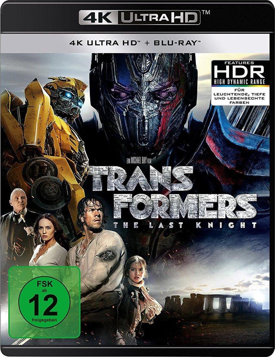 Transformers 5: The Last Knight (Ultra HD Blu-ray & Blu-ray)-