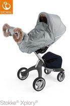 Stokke - Kinderwagen Winter Kit - Cloud Grey