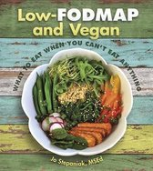 Boek cover LOW FODMAP & VEGAN van Joanne Stepaniak