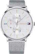 Tommy Hilfiger TH1781942 Horloge - Staal - Zilverkleurig - Ø 40 mm
