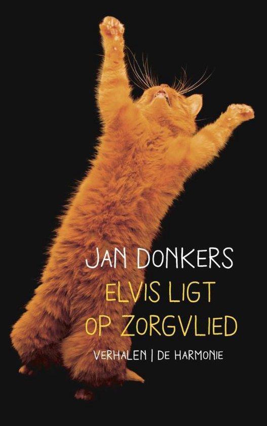 Elvis ligt op Zorgvlied - Jan Donkers |