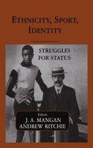 Boek cover Ethnicity, Sport, Identity van Andrew Roberts