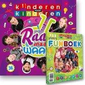Raar Maar Waar CD 36 (Inclusief Doeboek)