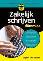 Voor Dummies - Zakelijk schrijven voor Dummies