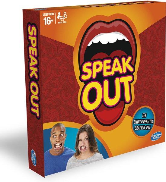 Afbeelding van Speak Out - Partyspel speelgoed