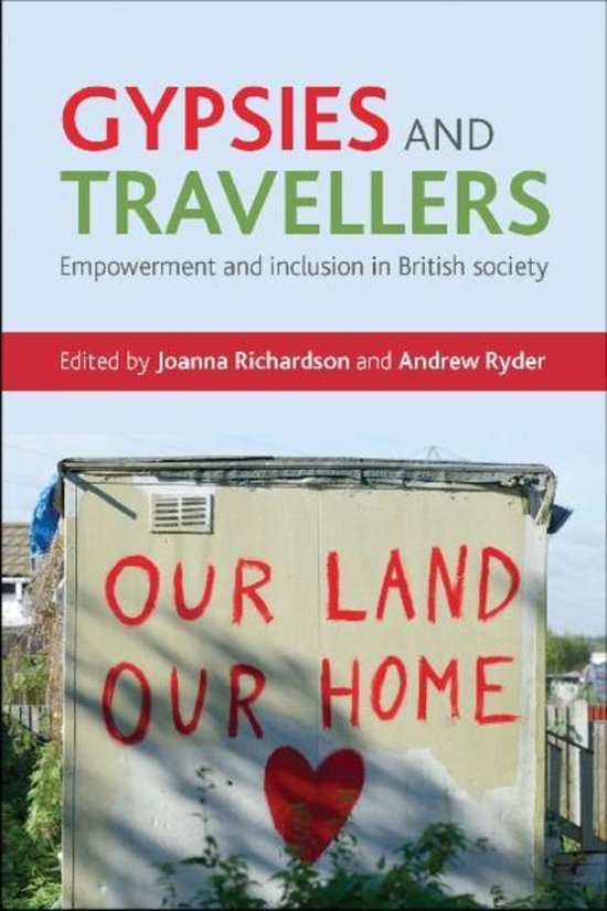 Boek cover Gypsies and Travellers van Joanna Richardson (Paperback)