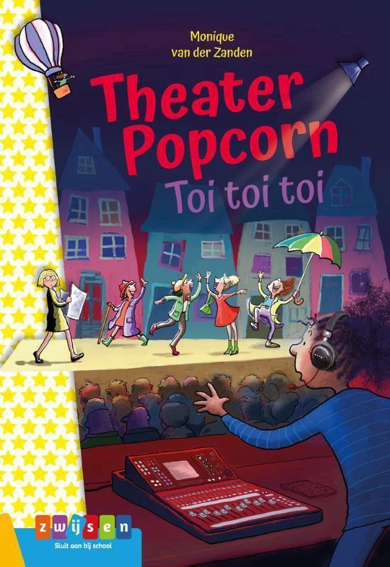 Supermeiden - Theater Popcorn - Monique van der Zanden  