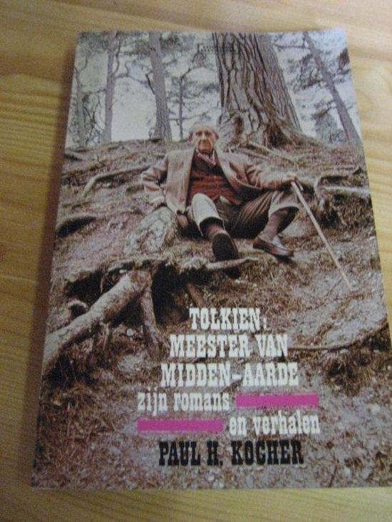 Tolkien meester van midden aarde - Kocher  