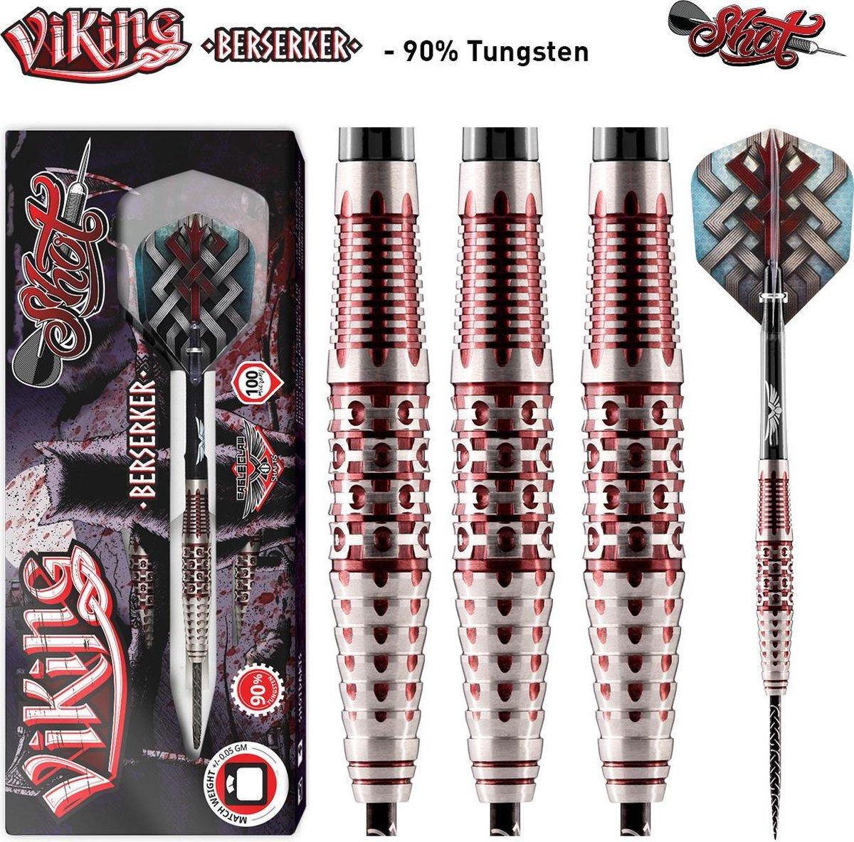 Shot! Viking Berserker 90% - 25 Gram