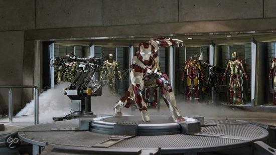 Iron Man 3 - Movie