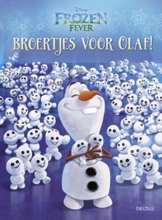 Disney Frozen Fever - Broertjes voor Olaf!