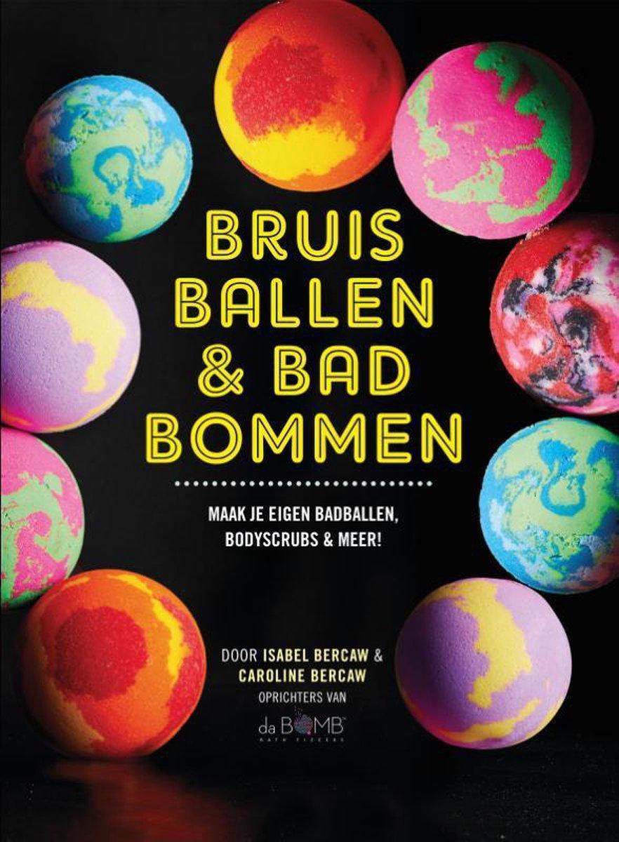 Bruisballen & badbommen - Isabel Bercaw
