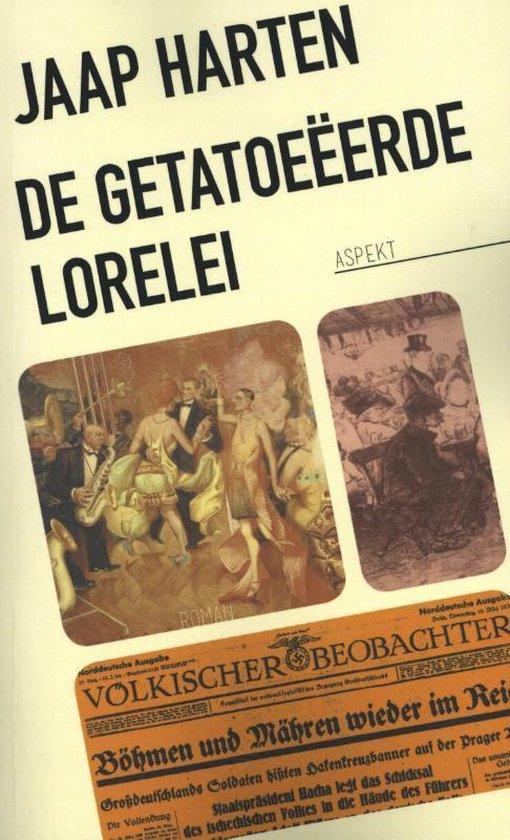 De Getatoeëerde Lorelei - Jaap Harten |