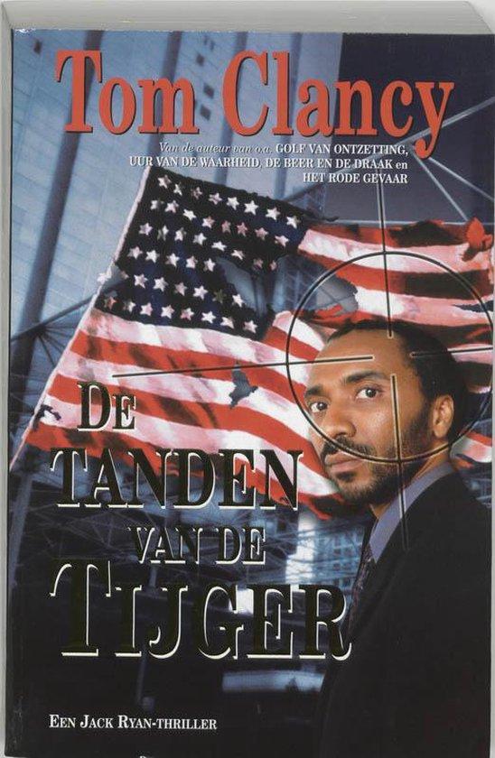 Tanden Van De Tijger - Tom Clancy  