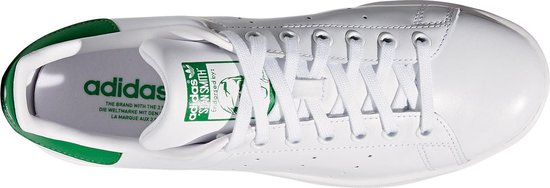 adidas Stan Smith Sneakers - Cloud White/Core White/Green - Maat 38 2/3