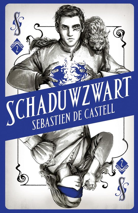 Spellslinger 2 - Schaduwzwart - Sebastien De Castell | Readingchampions.org.uk