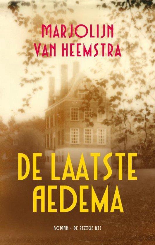 De laatste Aedema - Marjolijn van Heemstra |