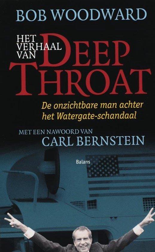 Het verhaal van Deep Throat - B. Woodward  