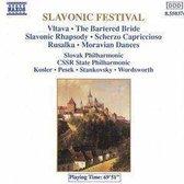 Slovak Philharmonic Orchestra / Cze - Slavonic Festival