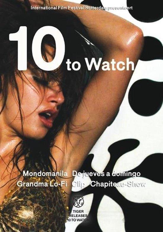 Cover van de film '10 To Watch - Box 3'
