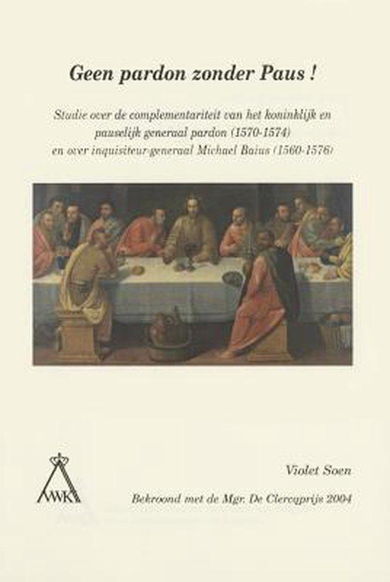 Geen pardon zonder paus! - Violet Soen  