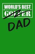 World's Best Golfer Dad