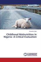 Childhood Malnutrition in Nigeria