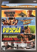Nowhere To Run/ Street Fighter/ Double Team/ Knock Off/ Assassination Games