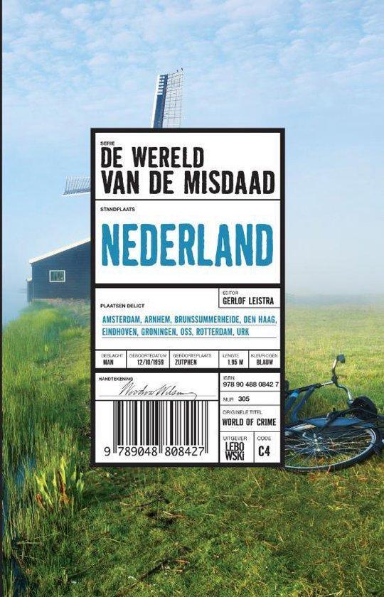 Boek cover Standplaats Nederland van Gerlof Leistra (Paperback)