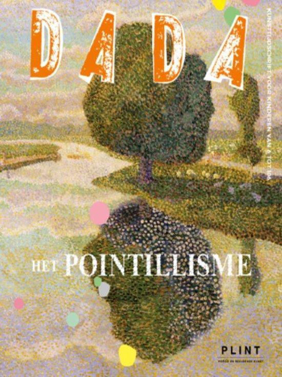 Dada-reeks 90 - Dada pointillisme Pointillisme - Mia Goes  