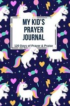 My Kid's Prayer Journal