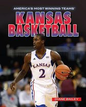 Boek cover Kansas Basketball van Diane Bailey