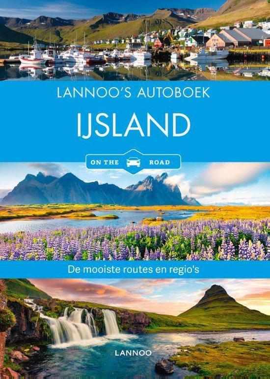 Lannoo's autoboek - IJsland - Svenja Venz  