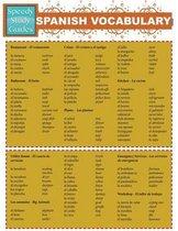 Spanish Vocabulary (Speedy Study Guides