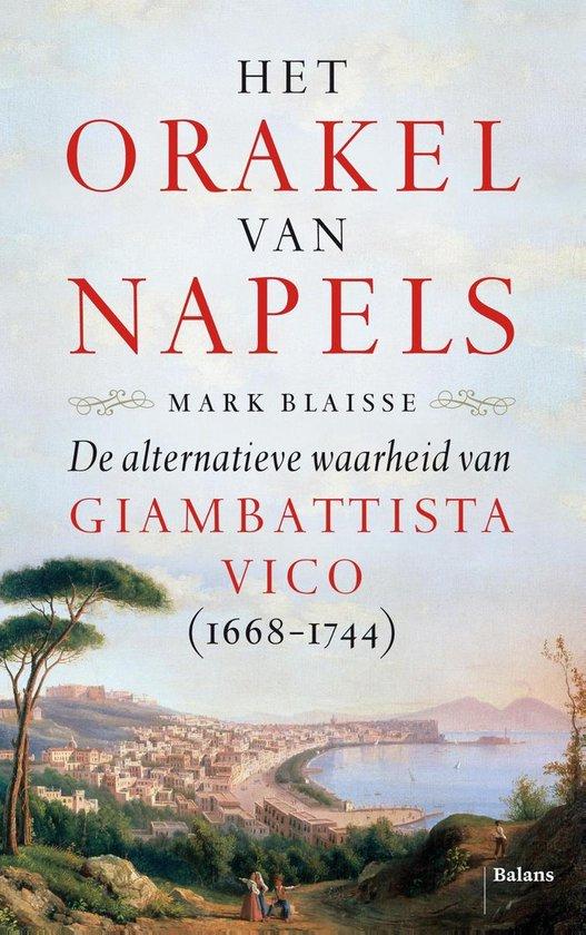 Het orakel van Napels - Mark Blaisse |