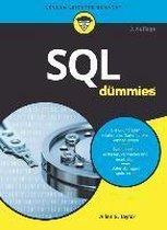 Boek cover SQL fur Dummies van Allen G. Taylor