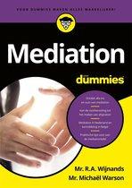 Voor Dummies - Mediation