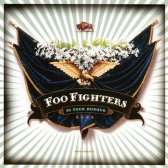 CD cover van Foo Fighters - In Your Honour van Foo Fighters