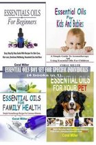 Essential Oils Box Set for Specific Individuals