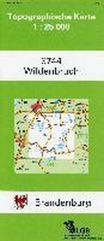Wildenbruch 1 : 25 000