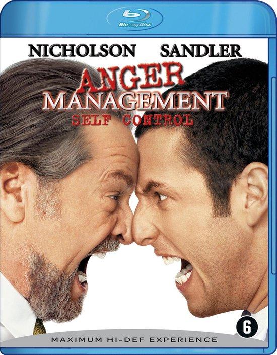 Cover van de film 'Anger Management'