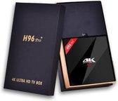 H96 Pro Plus Octa Core S912 mediaspeler - Android TV Box met 3GB DDR3