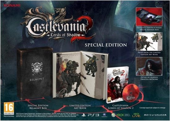 Castlevania - Lords of Shadow 2 -Special Edition /X360
