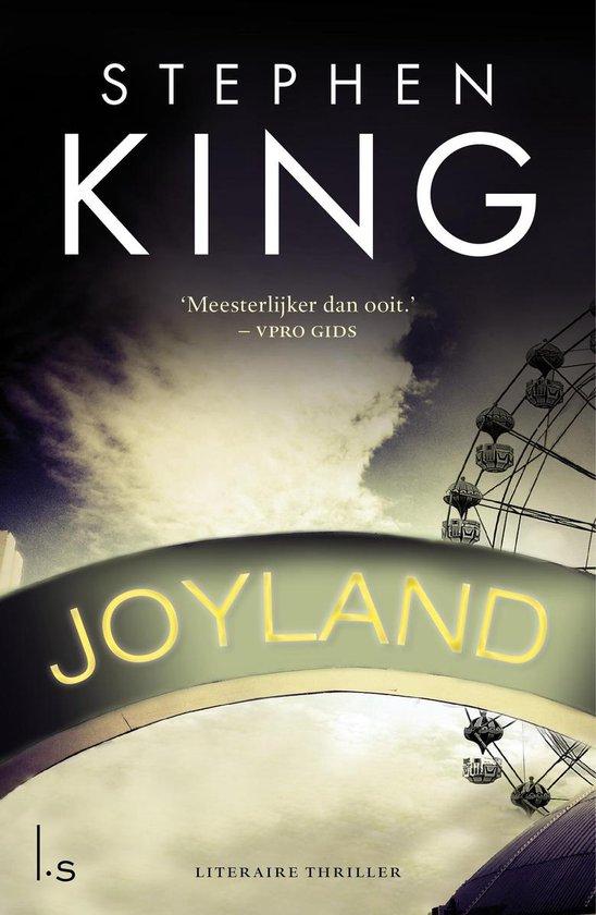 Joyland - Stephen King |